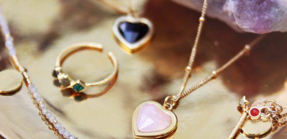 Verlopen – WIN: My Jewellery sieraden set met krachtige edelstenen
