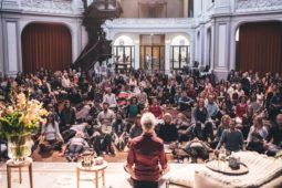 inner peace conference, 2019, Amsterdam