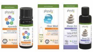 aromatherapie physalis