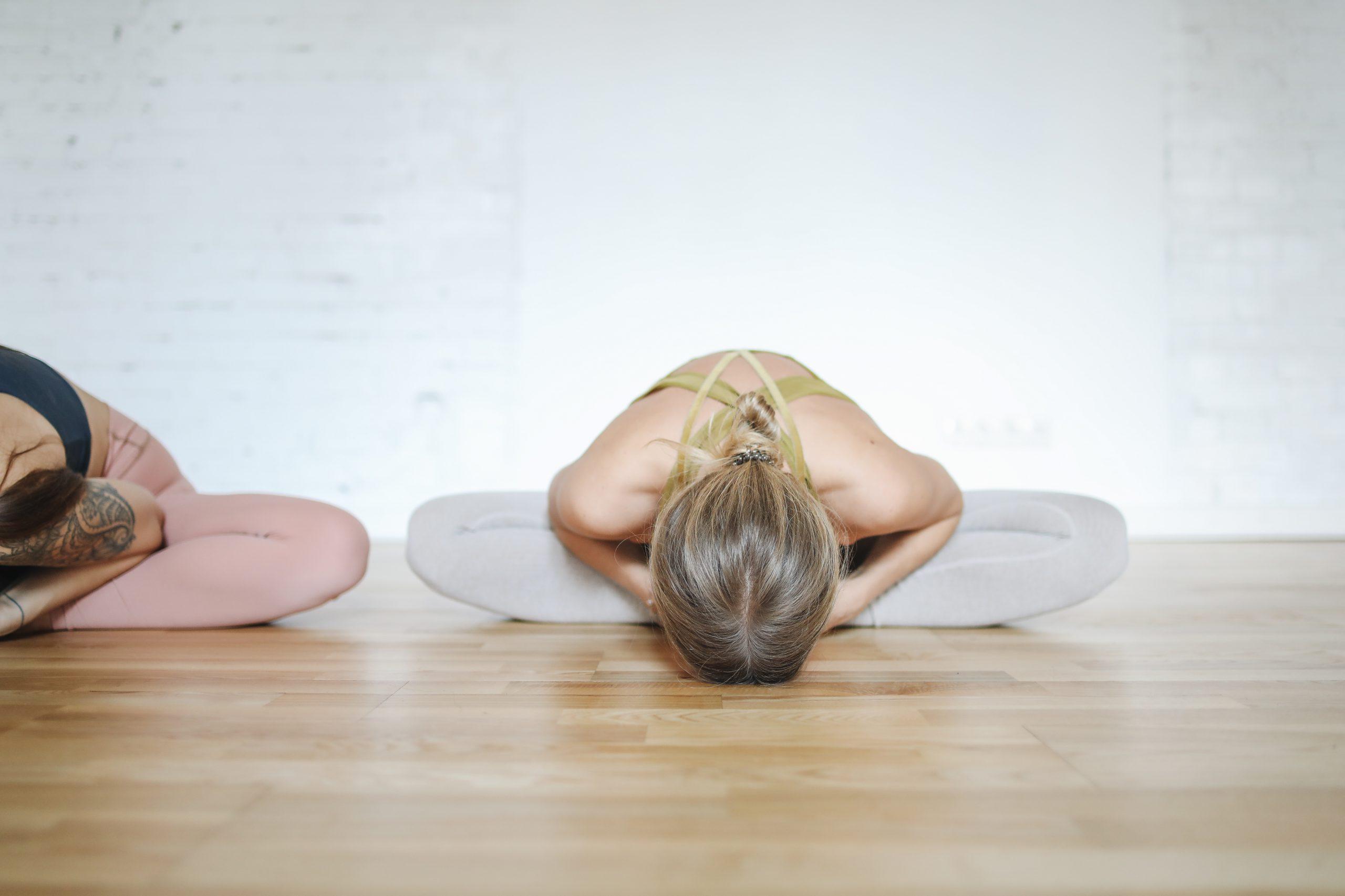 bindweefsel yin yoga