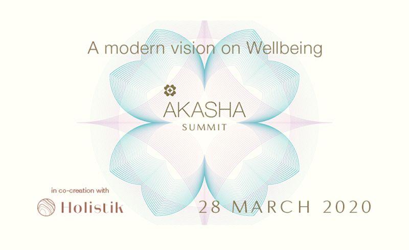 Akasha Summit – A modern vision on wellbeing
