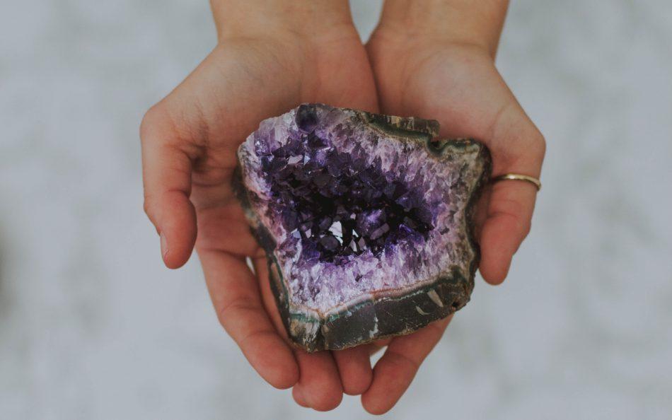 hooggevoelig kristallen