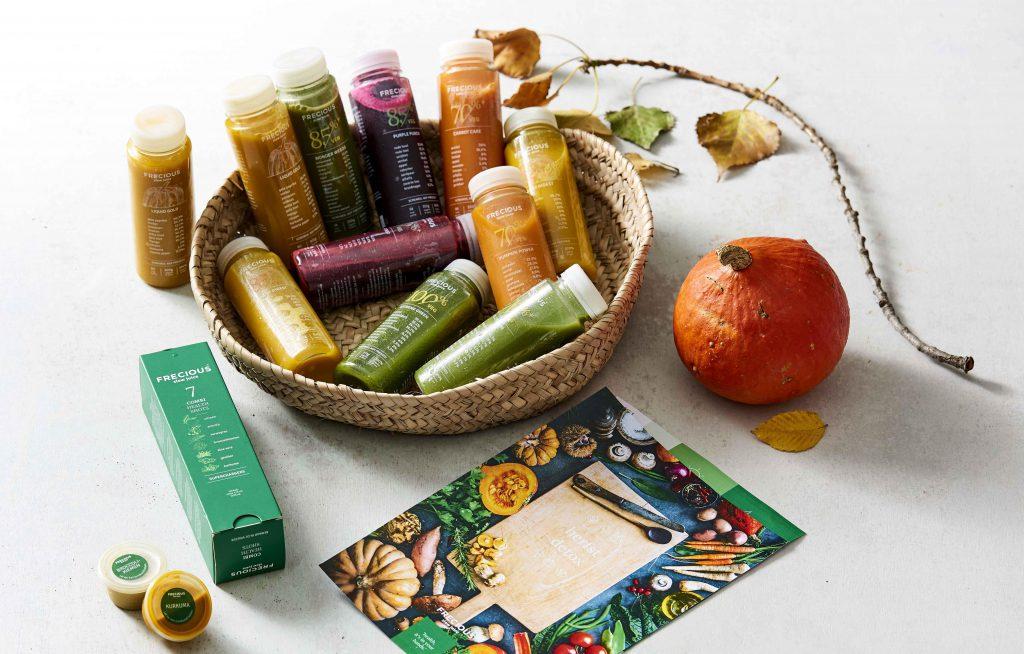frecious, detox, herfst, groenten