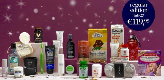 UITVERKOCHT: Conscious Christmas Box t.w.v. €372 voor slechts €119,95!
