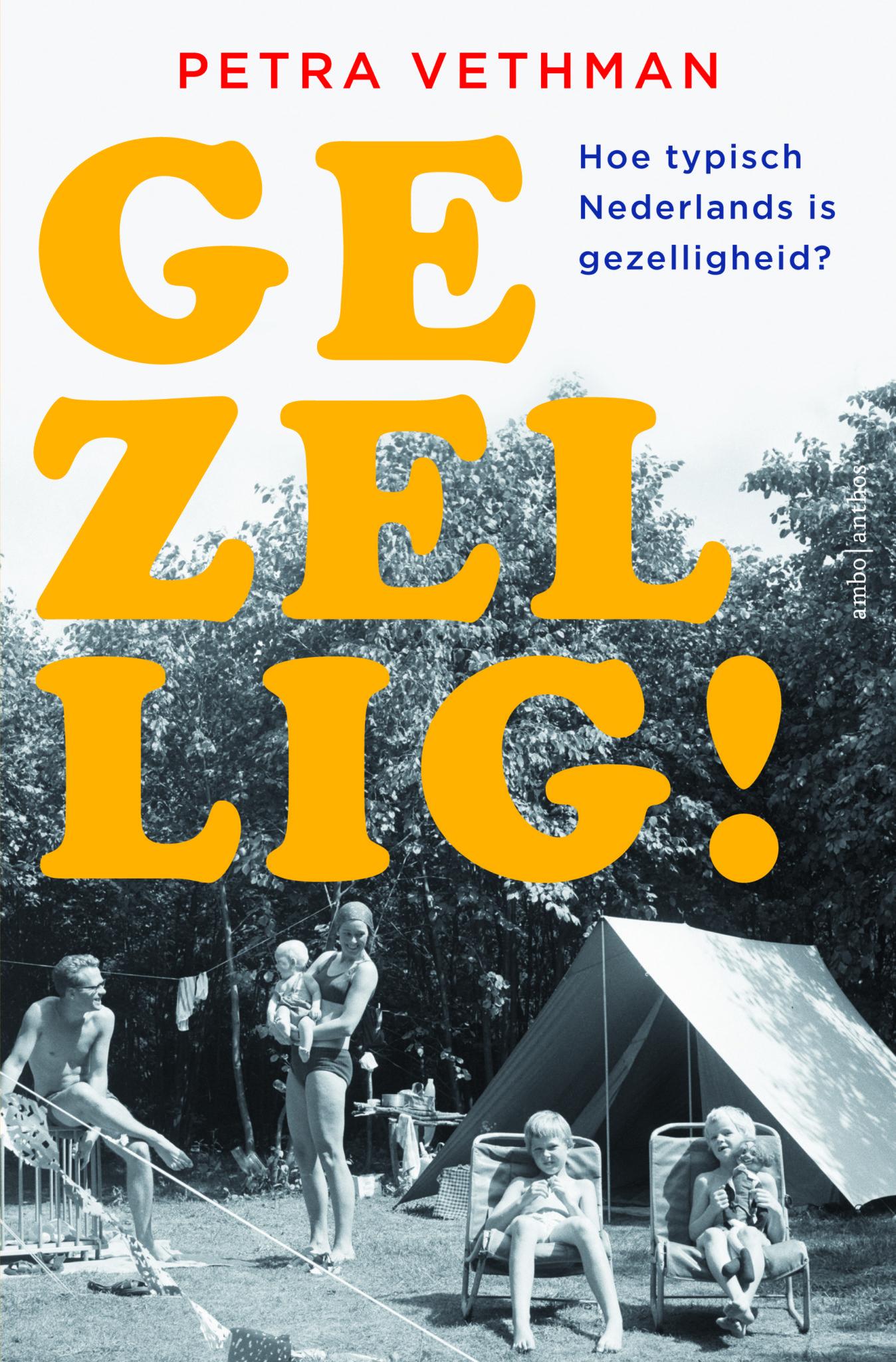 petra vethman, gezellig, boek, nederlandse cultuur
