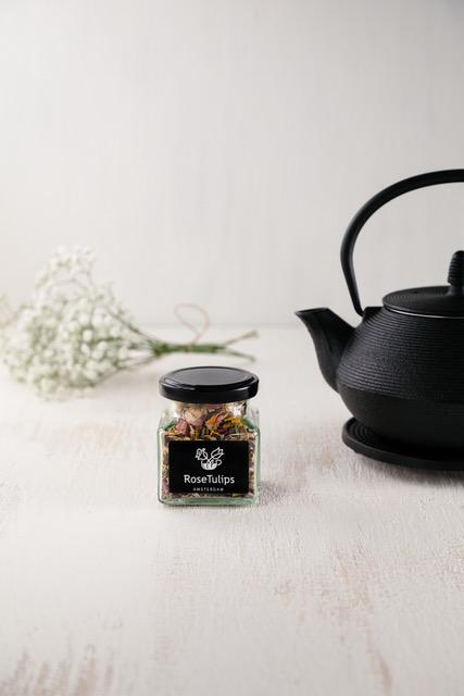 RoseTulips, thee, gezondheid