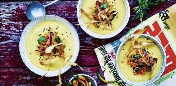Verwarmend recept voor een sombere winterdag: vegan pastinaak-linzensoep