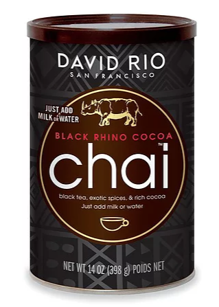 black chai david rio
