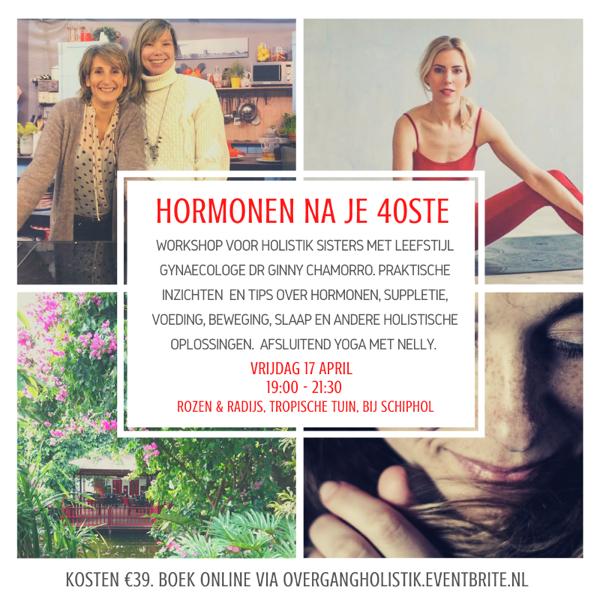 hormonen workshop