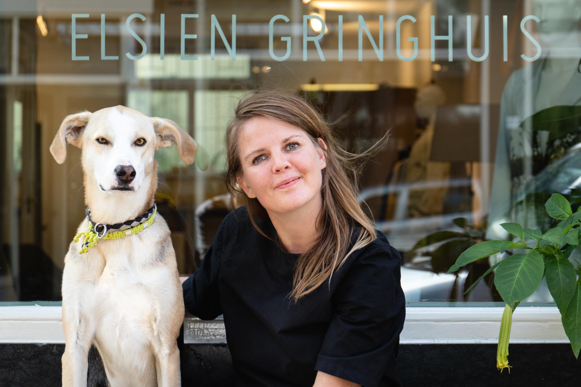ELSIEN GRINGHUIS, fashion, duurzame mode
