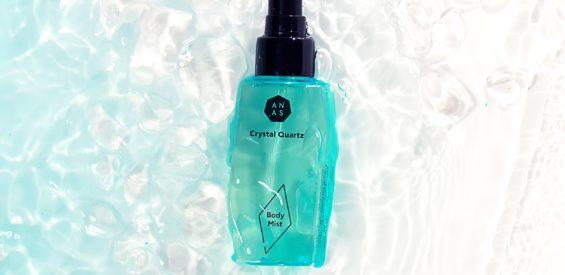 anas, crystal quarts, skincare, winactie