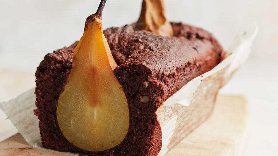 recept vegan chocoladecake
