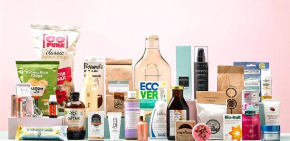 UITVERKOCHT: Spring Awakening box met 33 producten t.w.v. €480 voor €149,95