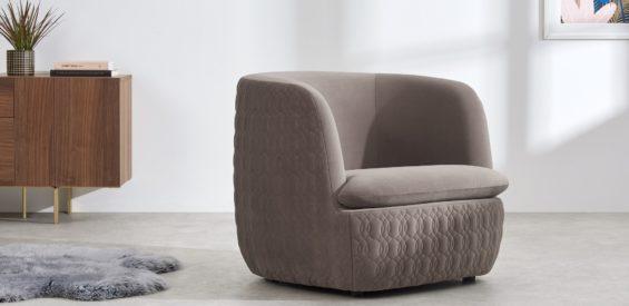 Verlopen – WIN: MADE.COM fauteuil van zacht fluweel t.w.v. €499