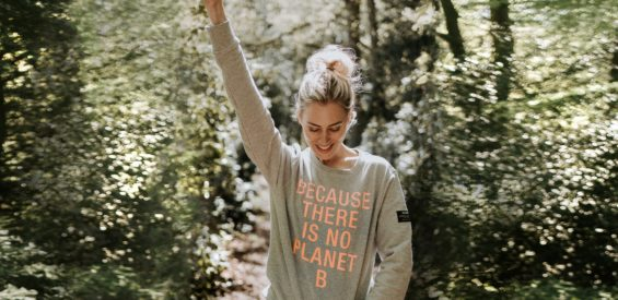 Verlopen – WIN: 3 x 'There is no Planet B' trui van Ecoalf t.w.v. €89