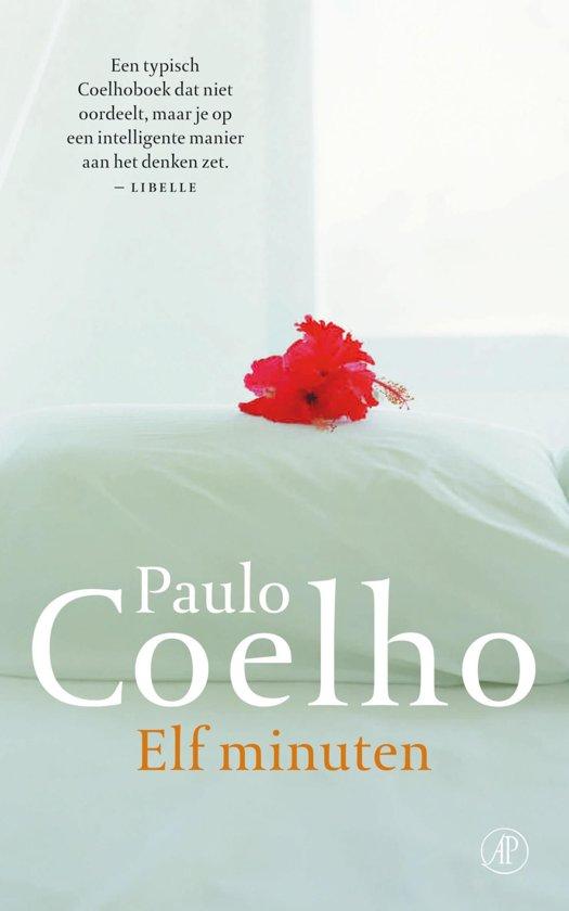 paulo coelho, elf minuten, boek, alchemist