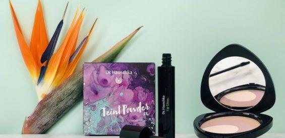 Verlopen – Dr. Hauschka geeft 200 (!) Teint Powder & Lip Gloss sets weg t.w.v. €47,45