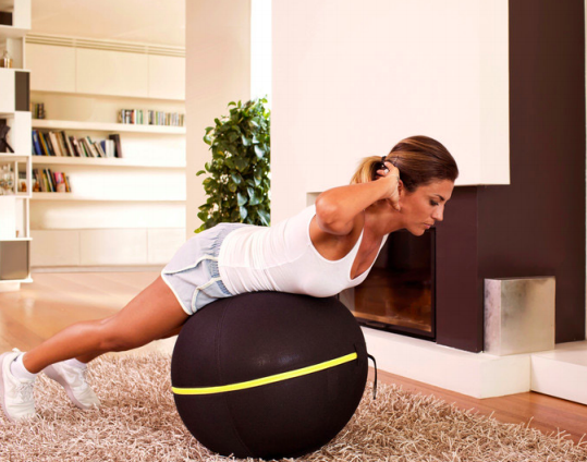technogym active sitting ball