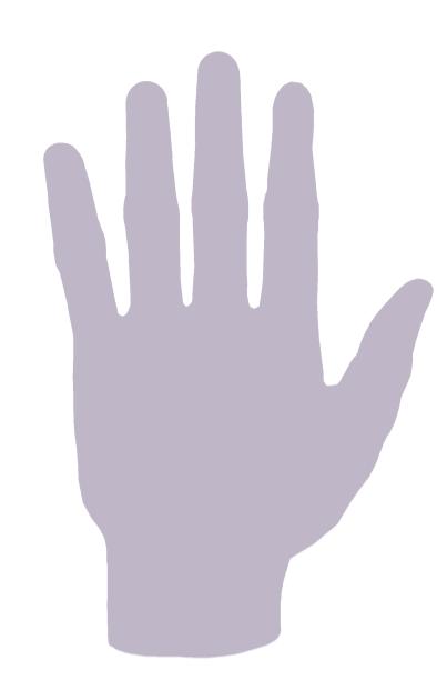 luchthand, handen, handlezen, psychologie, lijnen