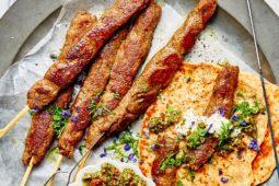 recept vega kebab