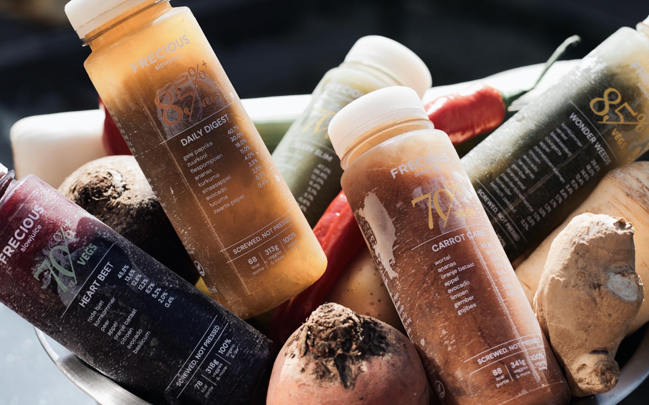 frecious, lente detox, gezond, juice