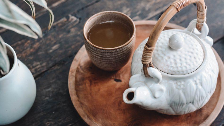 citroenmelisse thee