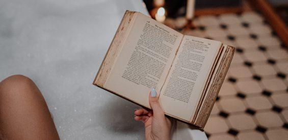 Holistik boekenclub: dit zijn de 5 favoriete boeken van Robin