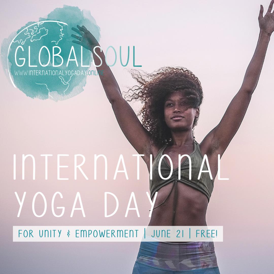 global soul yoga event