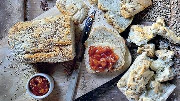 recept glutenvrij boekweitbrood