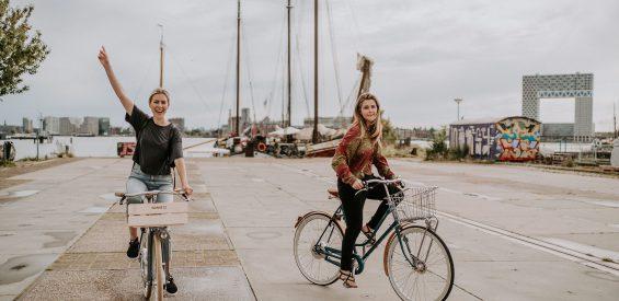 WIN: 1 jaar elektrisch fietsen met ROETZ t.w.v. €1.000