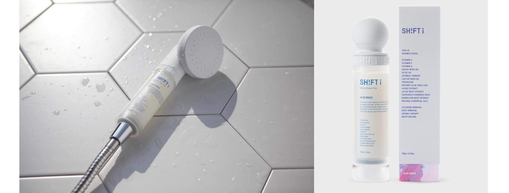 shift vitamin shower
