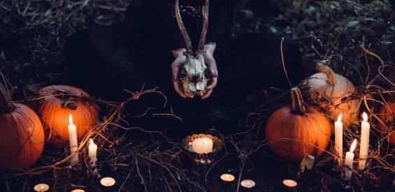 Waarom oktober de meest spirituele maand van het jaar is…