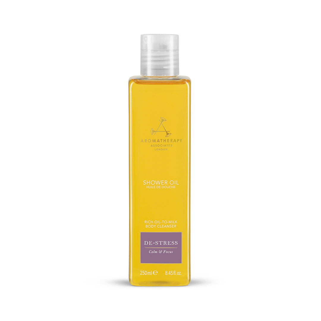 aromatherapy associates shower oil