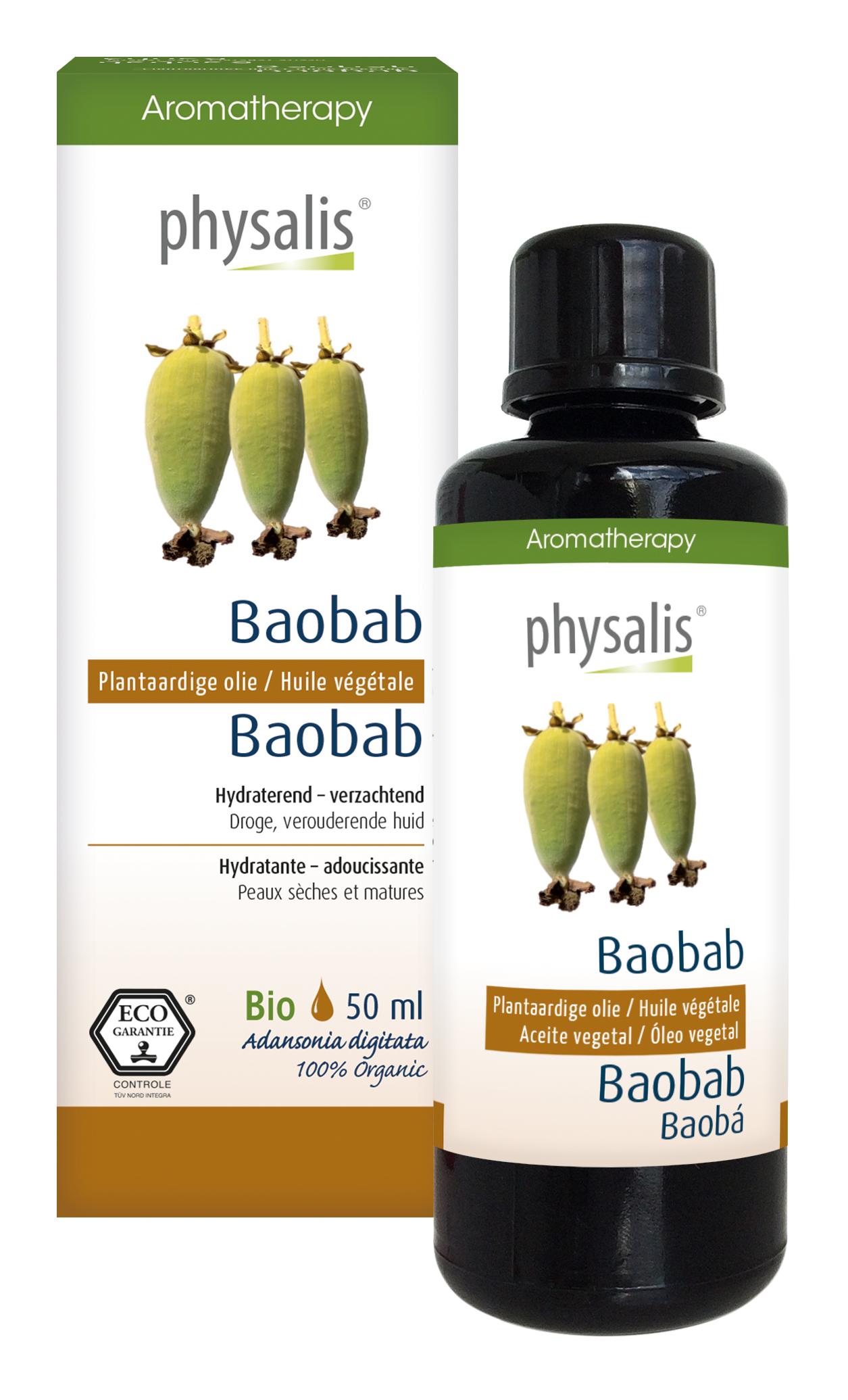 physalis baobab olie
