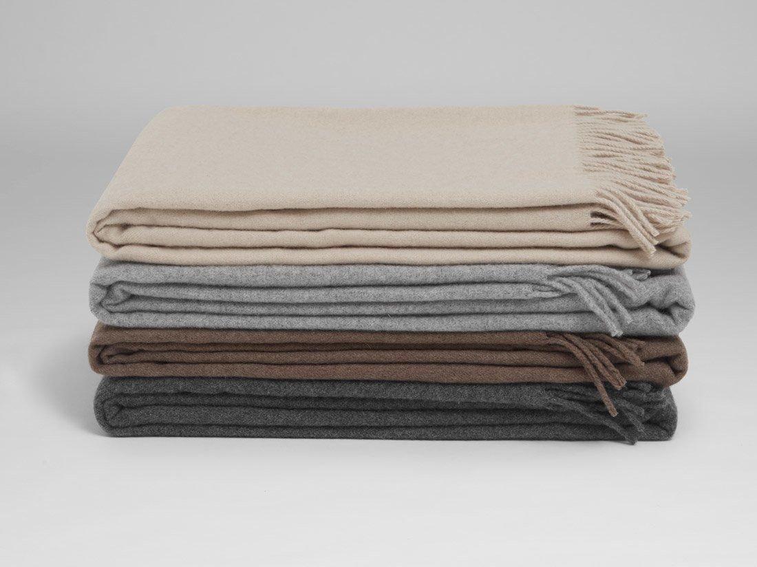 yumeko cashmere plaid
