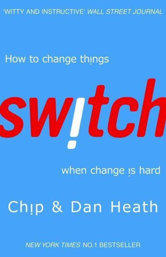 switch verandering