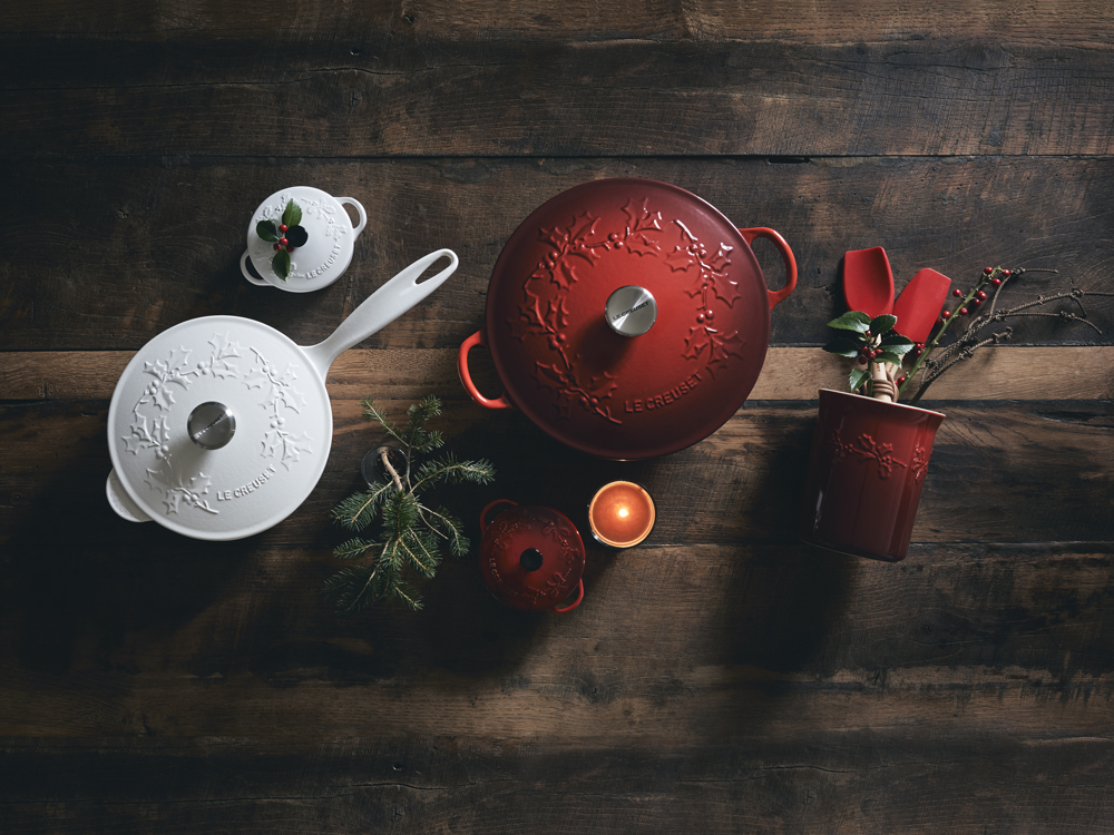 holly collection le creuset