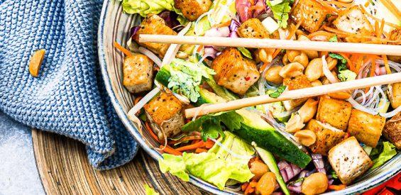 mihoen salade