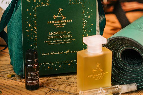 aromatherapy associates x babassu