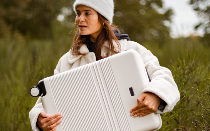 VERLOPEN – WIN: eco friendly koffer van NORTVI die een leven lang meegaat t.w.v. €189