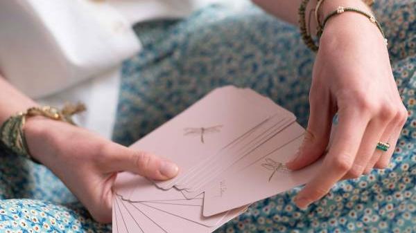 a beautiful story card decks