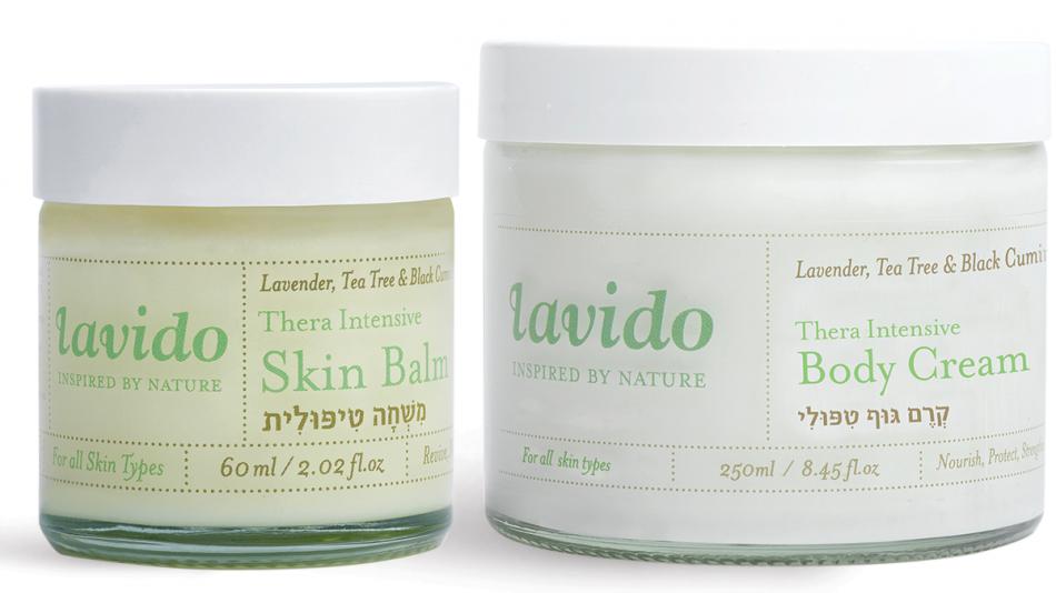 lavido skin relief