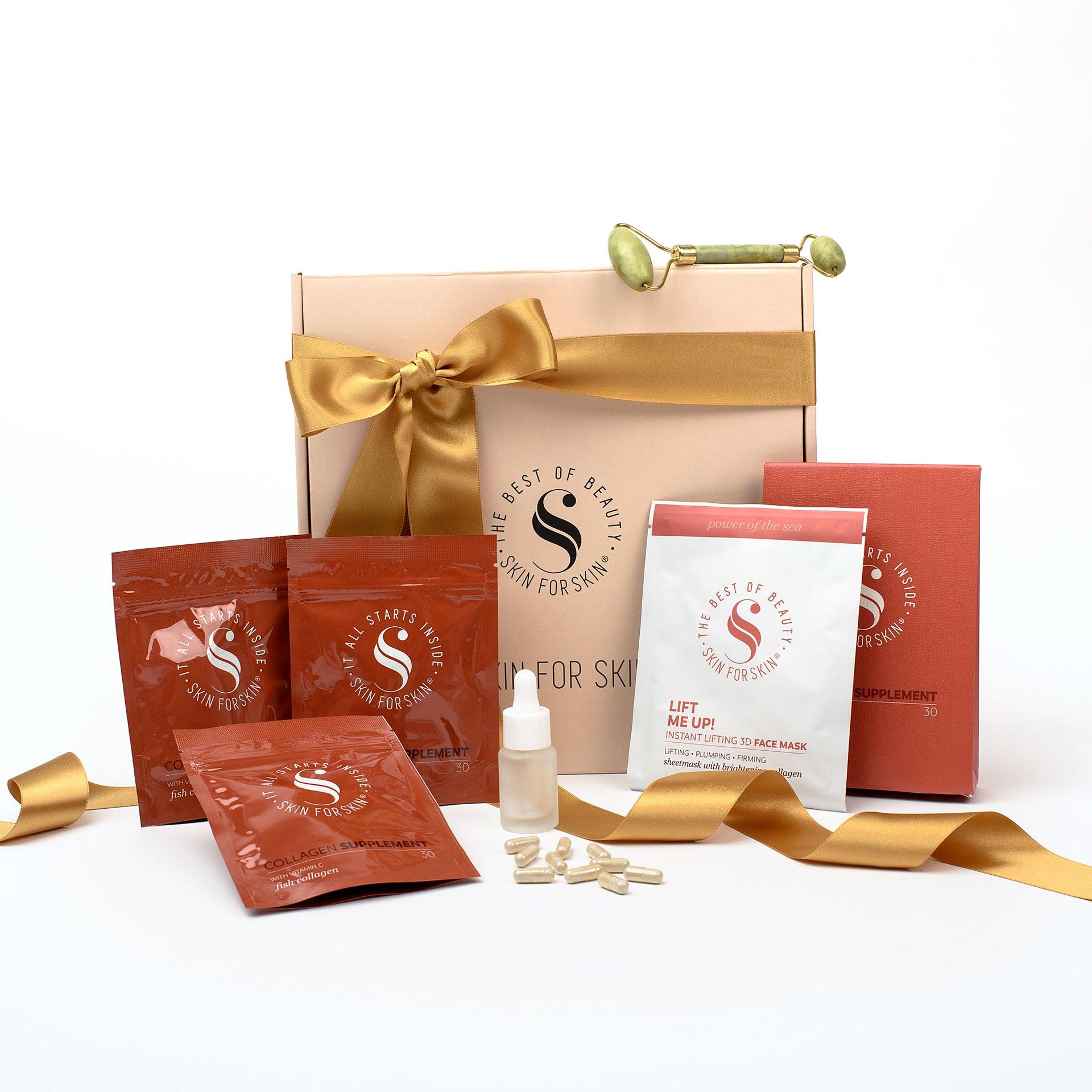 gift of glowing skin giftbox