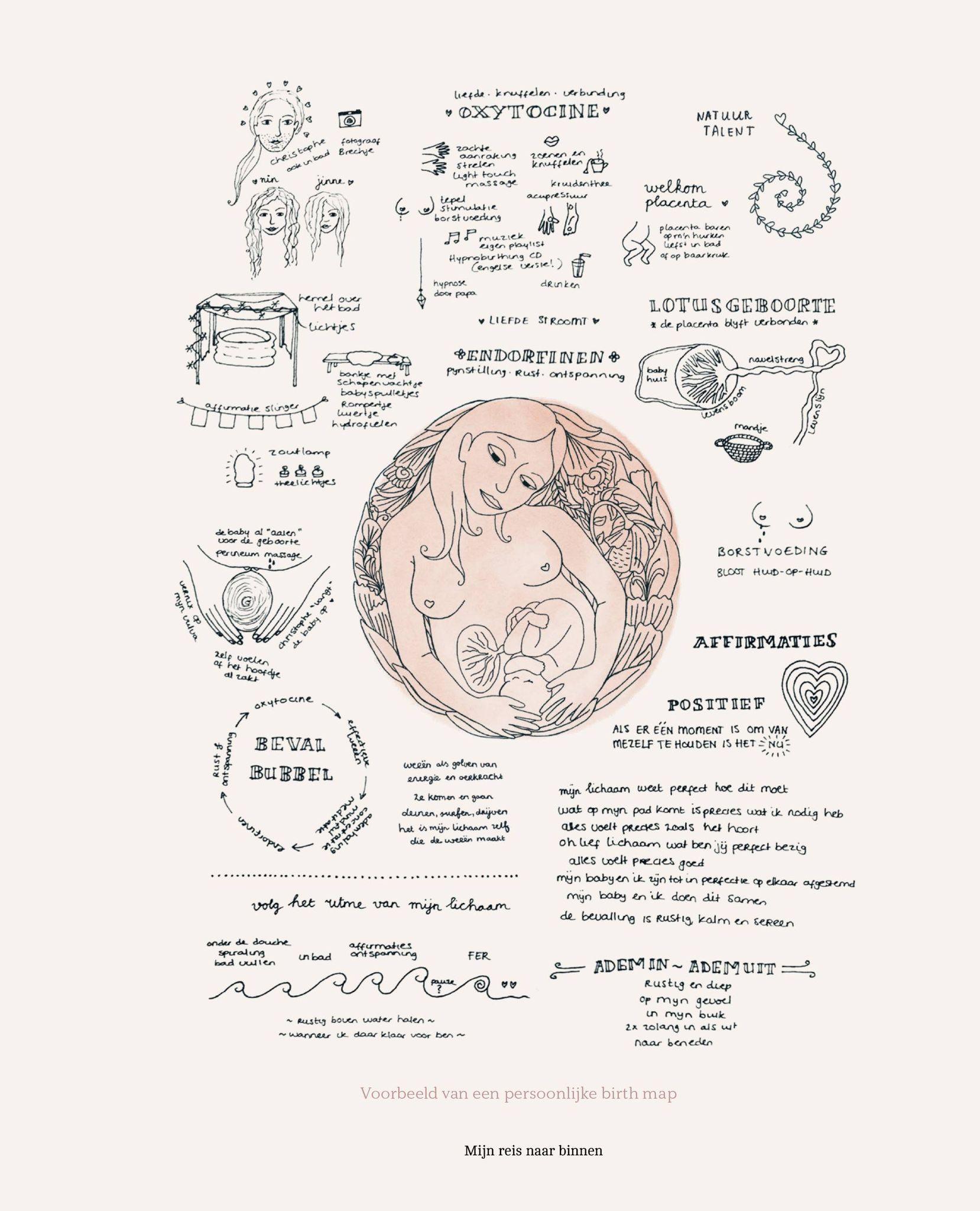 birth map