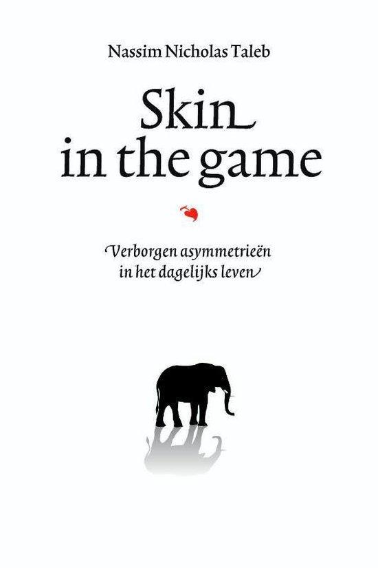 skin in the game, nassim taleb, movement, rachid tahri, filosofie
