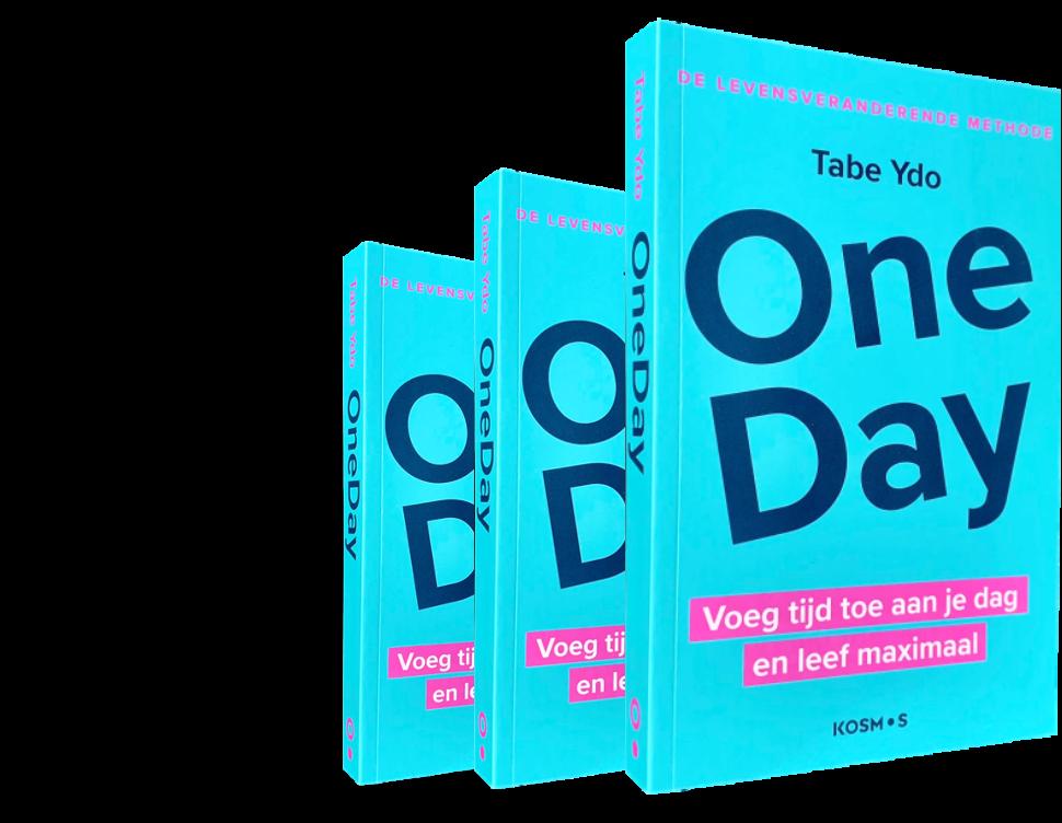 one day, tabe ydo, tijd, hormonen, gezond