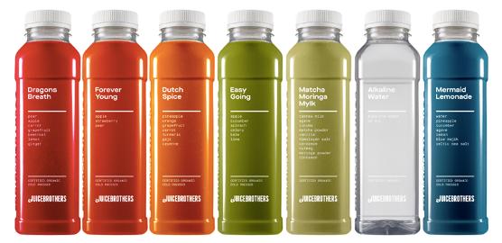 Verlopen – WIN: Juicebrothers ontgiftende juice cleanse van 3 dagen t.w.v. €125