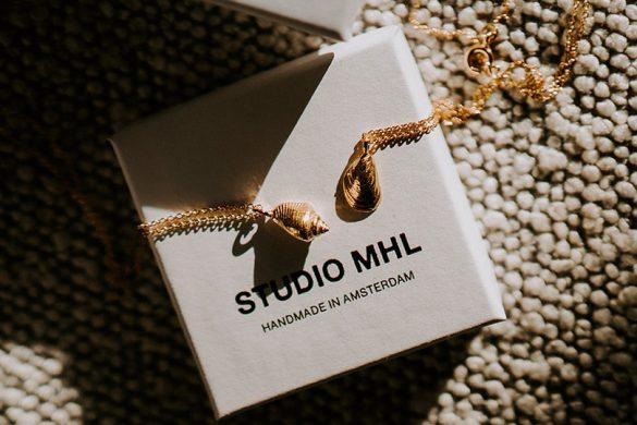 studioMHL, sieraad, ketting