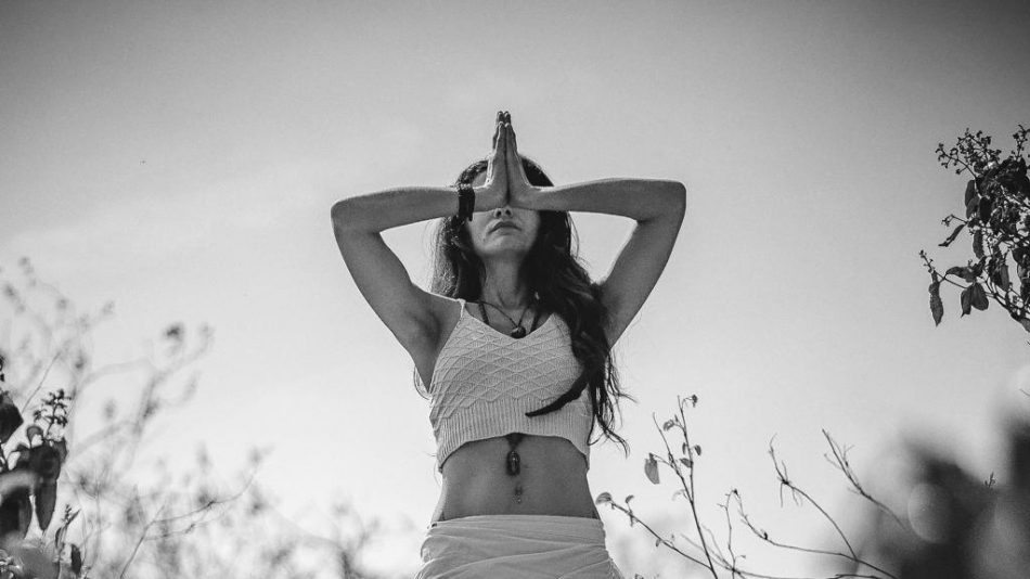 yoga buitenlucht