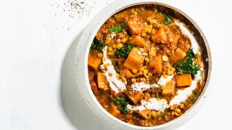 recept curry provamel